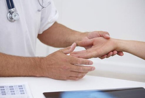 There are several tests your doctor will perform to see if you have carpal tunnel syndrome.