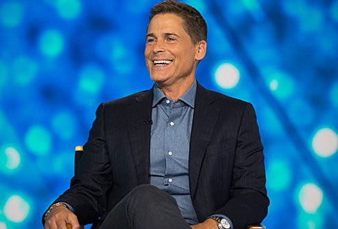Rob Lowe admits to a past filled with out-of-control drinking.