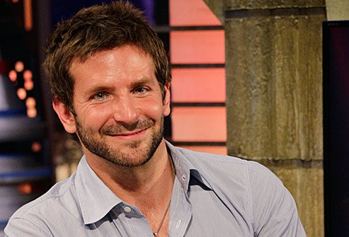 Bradley Cooper no longer abuses drugs and alcohol.