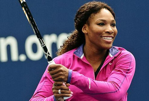 After an intense headache cost tennis star Serena Williams a tournament match, she learned her pain was related to her menstrual cycle.