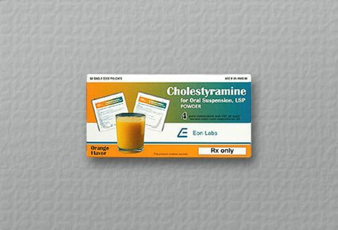 cholestyramine (Questran) powder