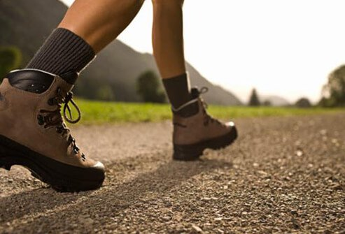 Walking is one of the best prescriptions we have to help chronic pain.