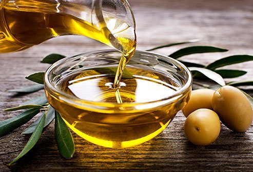 People who eat more olive oil have been shown to be at lower risk of colon cancer.