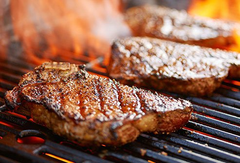 Red meat is one dietary factor that may increase cancer risk.