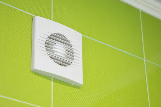 Turn on the bathroom fan or vent every time you bathe or shower.