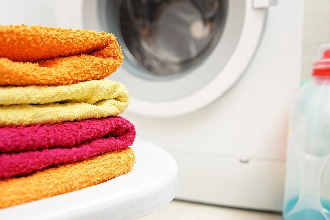 Change or launder your towel at least once a week to avoid toenail fungus, jock itch, athlete's foot, and warts.