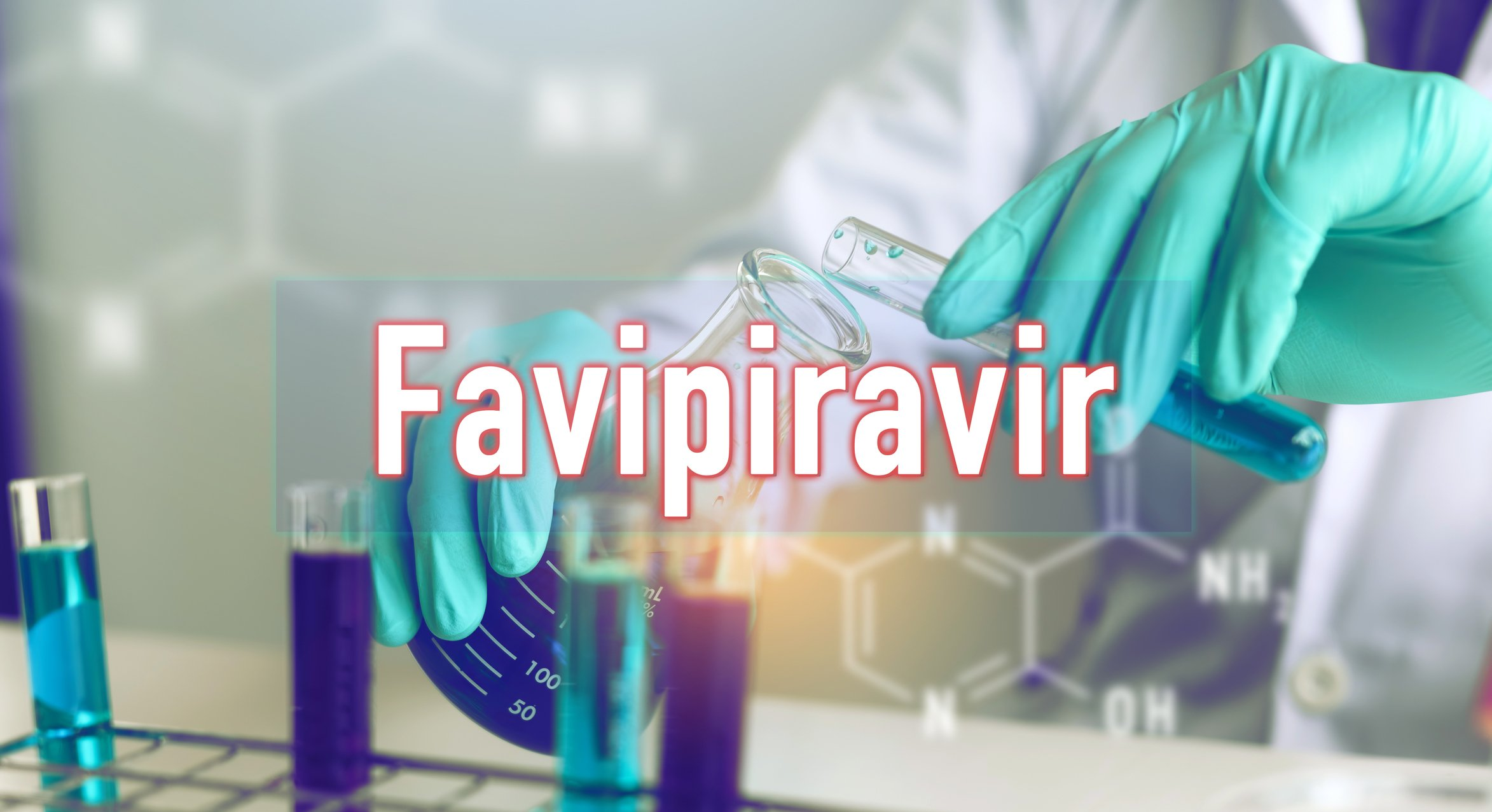 The anti-flu drug Avigan (generic name favipiravir) won early approval in China for treating symptoms of COVID-19.