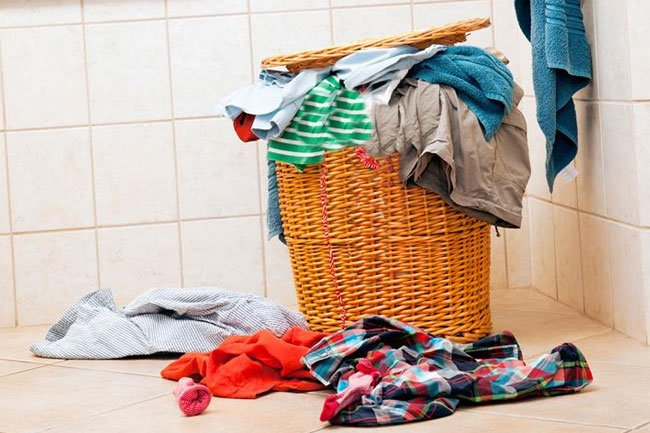 How Long Does Coronavirus Stay on Clothes and Laundry?