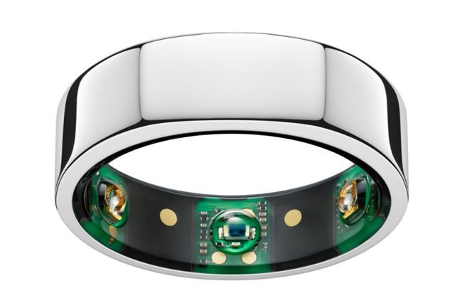 High-Tech Rings Are Tracking COVID-19 'Warning Signs'