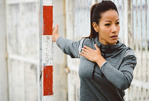 Some research suggests that people who treat costochondritis with NSAIDs experience more pain relief if they add certain stretching exercises to their treatment regimen.