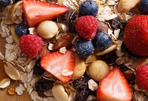 Blueberries and strawberries may have essential ingredients for better memory and other mental processes.