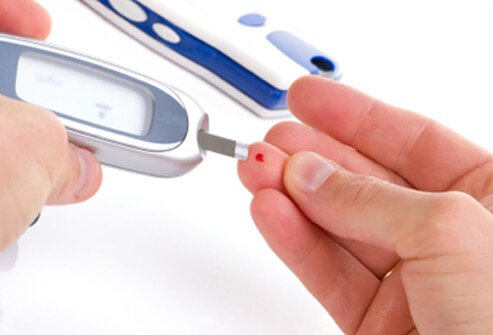 Living with diabetes requires you to pay special attention to your health and your condition.