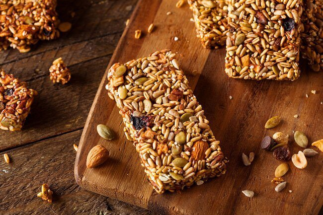 When you add unprocessed wheat, rye, oats, corn, bulgur, rice, and barley to your diet, you may be less likely to get breast cancer.