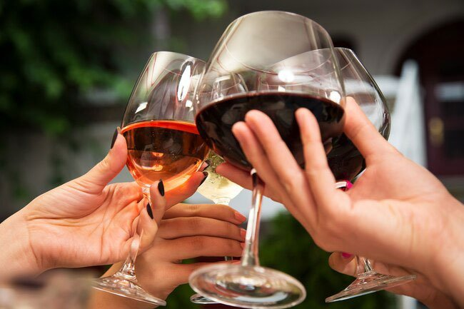 Beer, wine, and liquor boost estrogen in the body, which raises concerns about tumors that are sensitive to that hormone.
