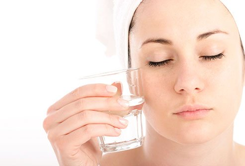 Water is often touted as a way to keep your skin looking healthier. But is it true?