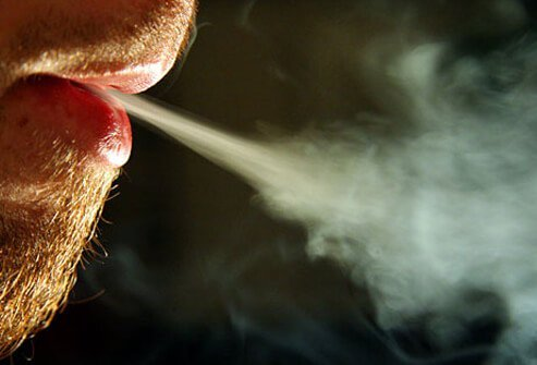Smoking does not cause dry mouth but it can aggravate it.
