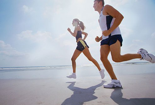 Couples who sweat together stay together, so make an exercise date with your significant other.