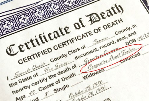 Close relatives are allowed to obtain copies of death certificates and medical records in many states.