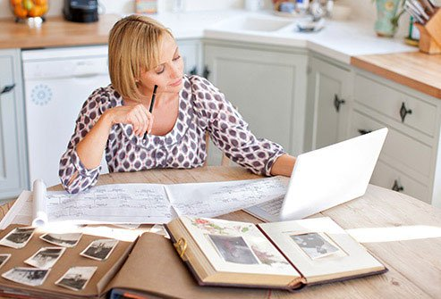 There are companies that can help research your family tree.