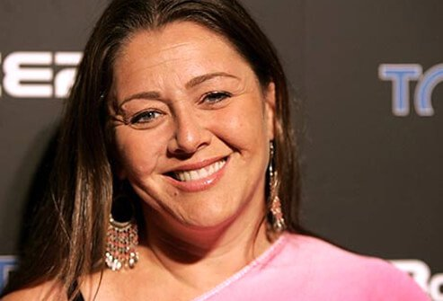 Actress Camryn Manheim.