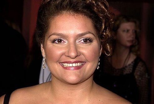 Actress Aida Turturro.