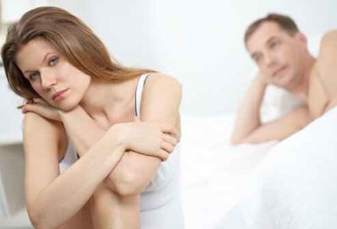 Are degree sexual health problems are mistaken