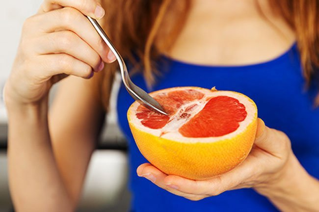 Grapefruit and grapefruit juice may interfere with the metabolism of certain medications.