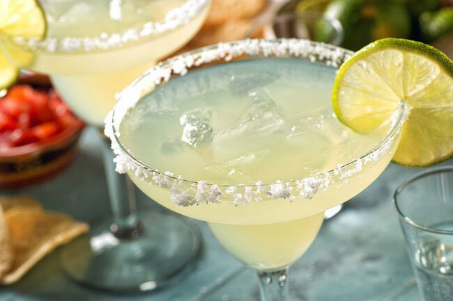 Alcohol dehydrates the skin.