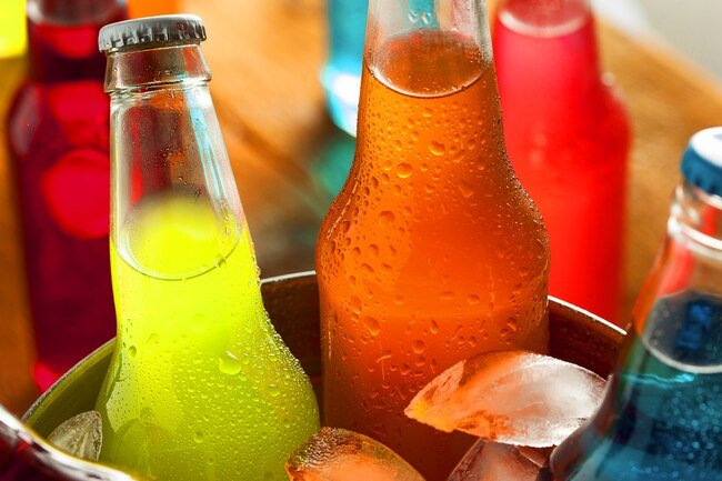 Drinking soda increases the risk of diabetes, heart disease, high blood pressure, and obesity.