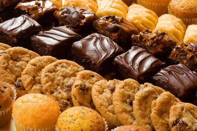 Baked goods may increase the risk of weight gain, high triglycerides, and high blood sugar levels.