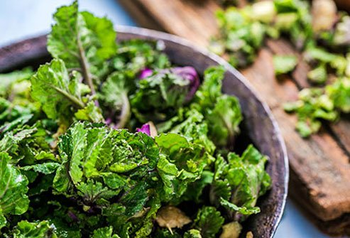 They are rich in calcium and magnesium. So adding kale, spinach, or broccoli to your plate may help prevent muscle cramps.