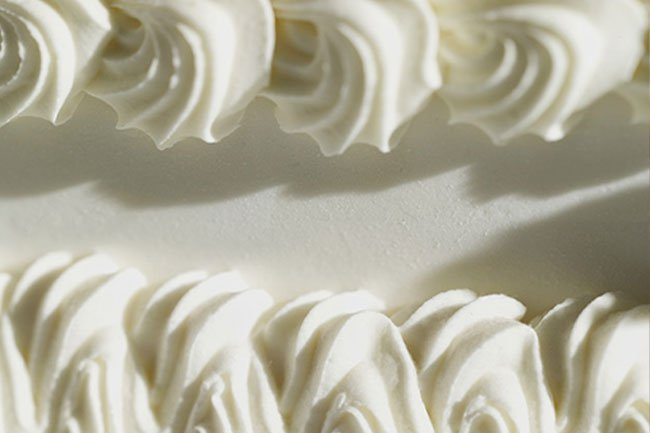 Frosting is linked to depression.