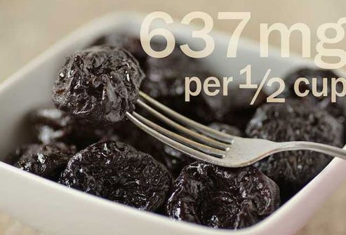 Prunes are tasty when paired with cheese, nuts, or yogurt.