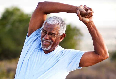 Your shoulder pain should continue to ease during this stage, and now you start to regain some of your range of motion, too.