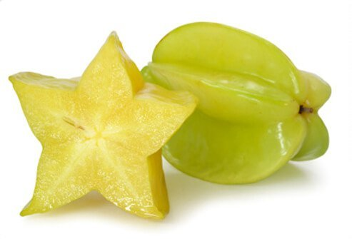 Star fruit, a tropical tasty delight of crunchy, sweet and tart.