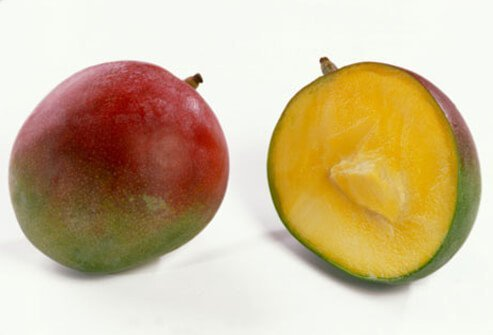 Mango, the world's most popular fruit, is enjoyed year round.