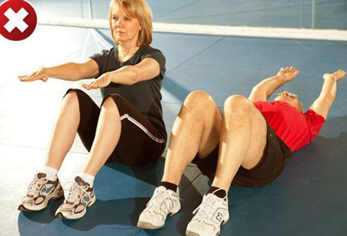 Sit-ups are a fitness standard, but are they worth it?