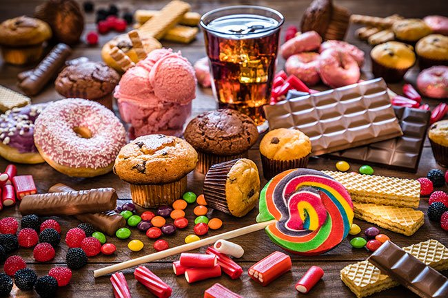 Consuming too many sugary sodas has been found to provoke attacks.