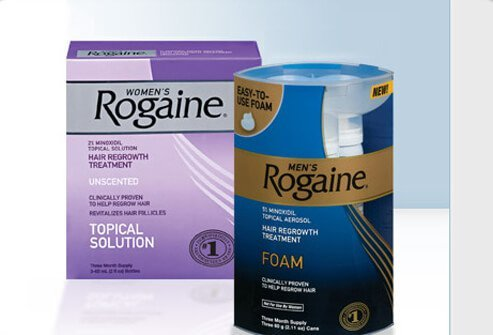 Hair Loss , Causes, Treatments and Solutions for Men & Women slideshow Hair-loss-s18-rogaine