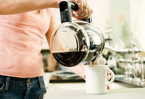 If you get a lot of headaches, too much caffeine may be why.