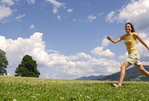 Exercise is a powerful stress reliever.