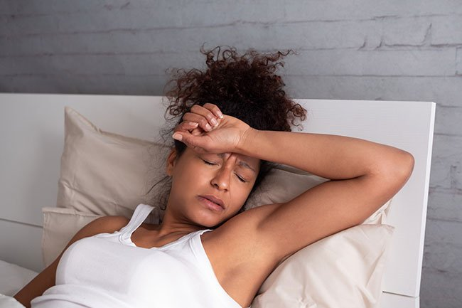 Quality sleep matters, especially for people who get headaches.