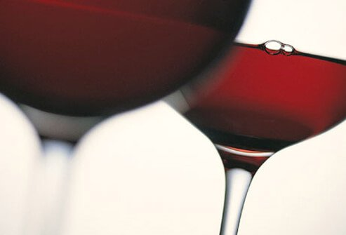 Red wine is known to have tyramine which can increase blood flow to the brain and intensify your headaches.