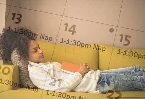 While certain benefits of napping can be had by anyone, there is some evidence that naps only improve certain types of learning when the person takes them regularly.
