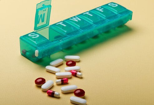 Medications help manage heart disease by a variety of mechanisms.