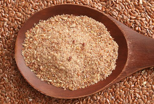 Ground flaxseed is easy to incorporate into your diet.