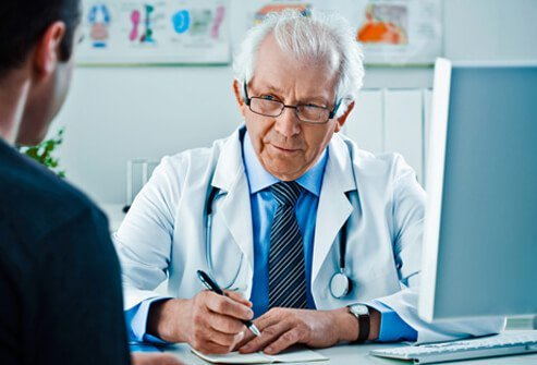 A doctor discusses the risk factors and prevention of hepatitis C (hep c).