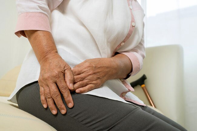 Arthritis pain is the most common reason to need hip replacement.