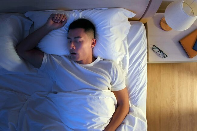 While you sleep, your body makes proteins called cytokines, which help you fight inflammation and illness.