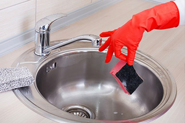 Dump that sponge! It may be the germiest thing in your home.